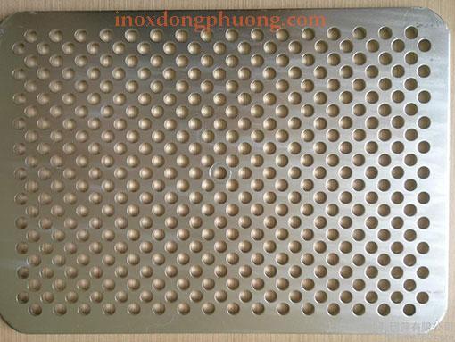 Mẫu tấm inox đục lỗ - lưới inox 2